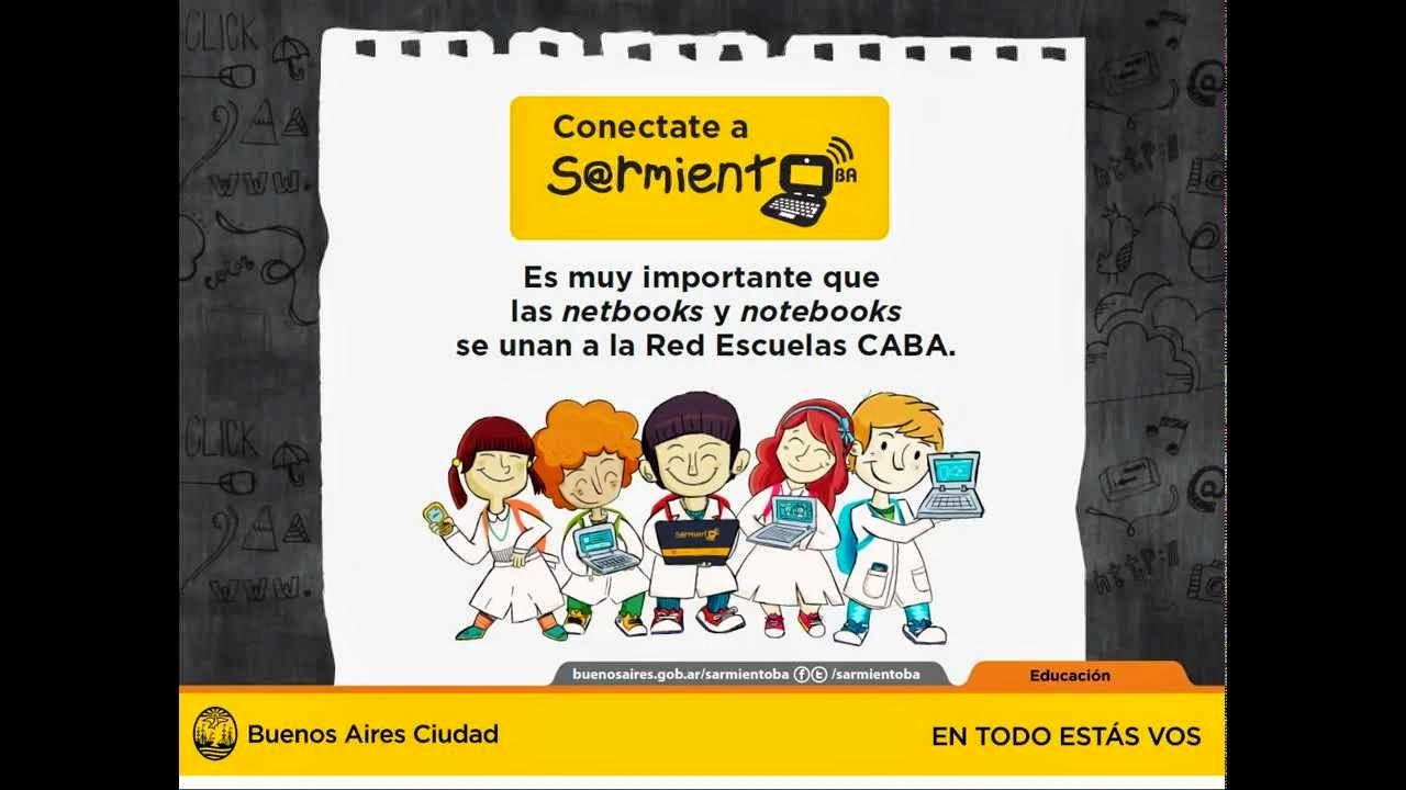 Datos útiles del plan Sarmiento