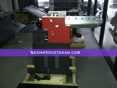 Mesin lipat kertas-XSHEEN-382A