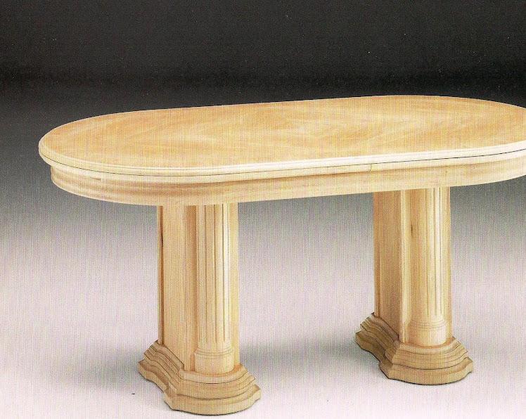 Mesas clàssicas/modernas.