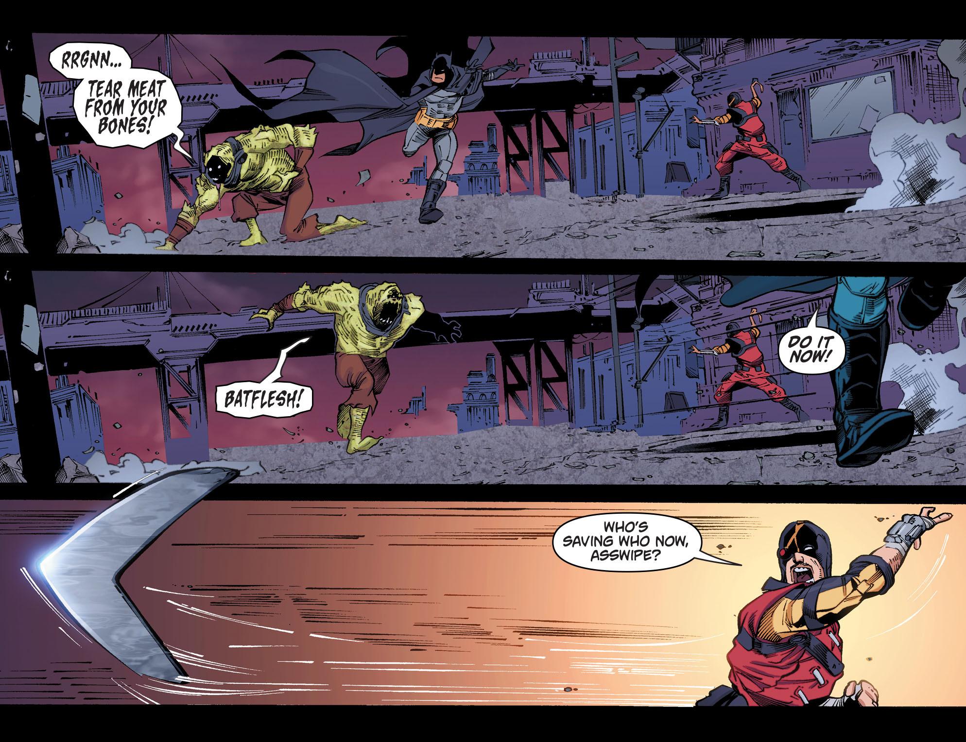 Batman: Arkham Knight [I] Issue #23 #25 - English 19