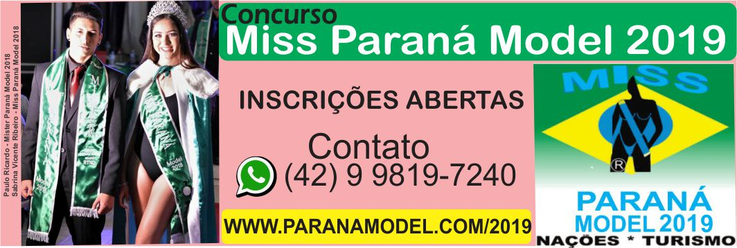 MISS PARANA MODEL