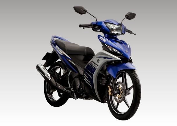 Yamaha Exciter GP màu xanh