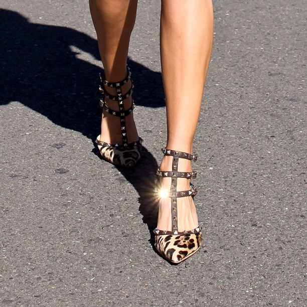 Zapatos Valentino Rock