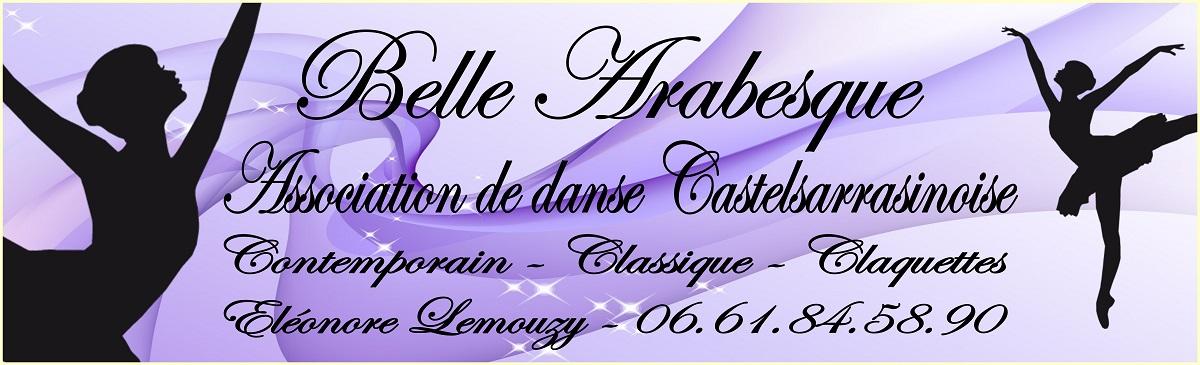 Belle Arabesque école de danse à Castelsarrasin