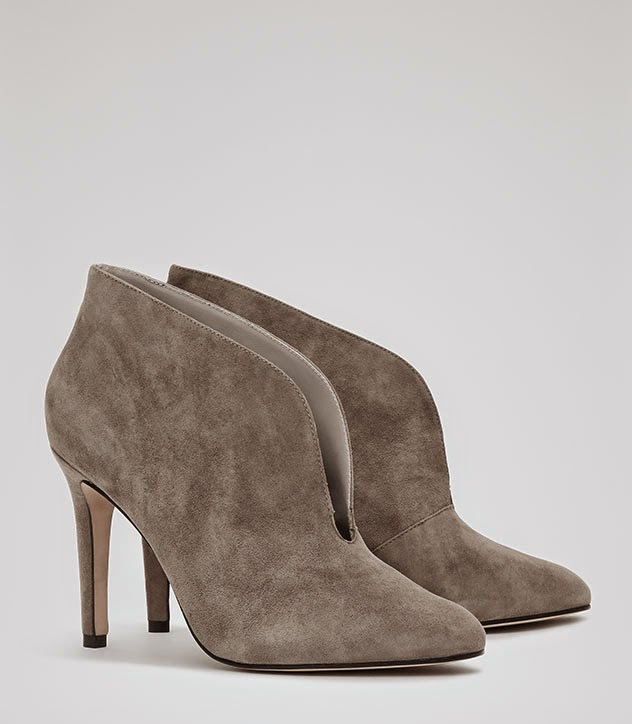Reiss Lola Open Front Boots | Ses Rêveries