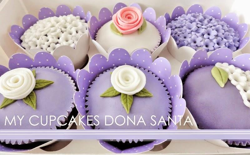 MY CUPCAKES DONA SANTA