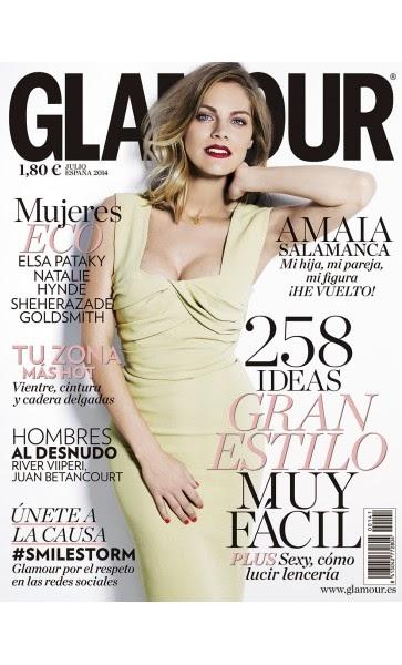 Regalo por suscripción revistas Julio 2014: Glamour