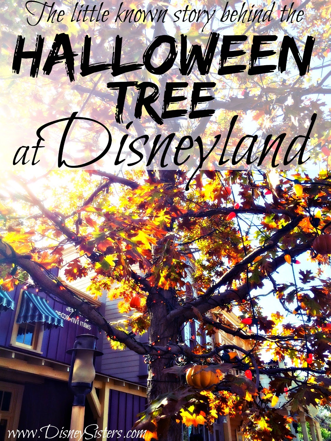 Disney Sisters: The Story Behind 'The Halloween Tree' at ...