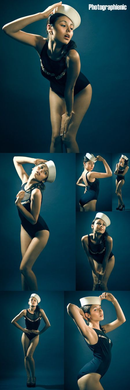 Laura Baduria - misslaurelle deviantart linda modelo meiga