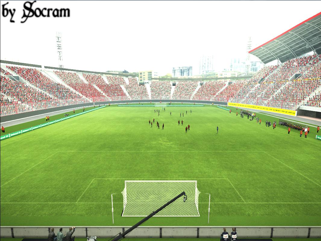 Estádio Ilha do Retiro - PES 2013