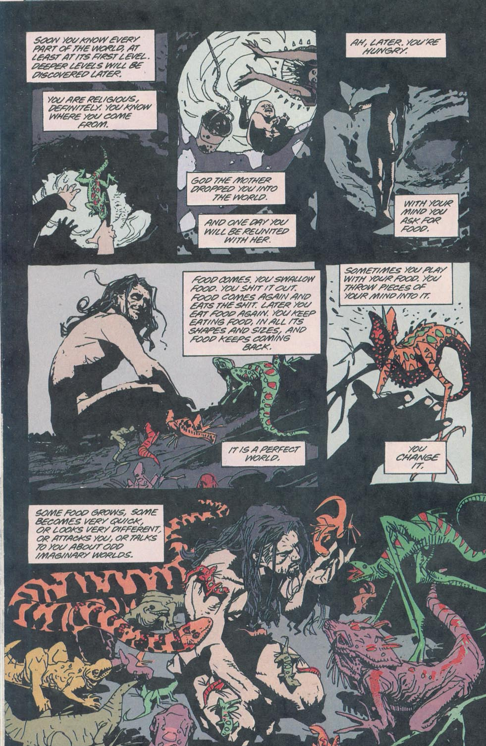 Read online Enigma comic -  Issue #7 - 22