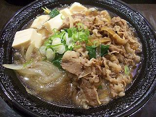 Sukiyaki Udon Coking Recipe