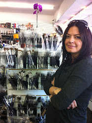 With My Brushes @ Nigel's Beauty Emporium