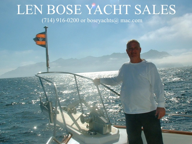 LEN BOSE YACHT SALES
