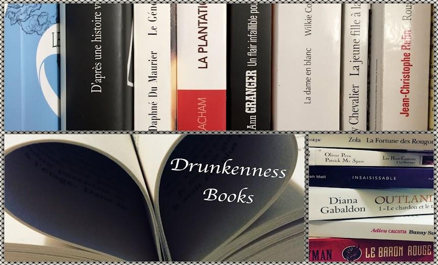 Drunkenness Books