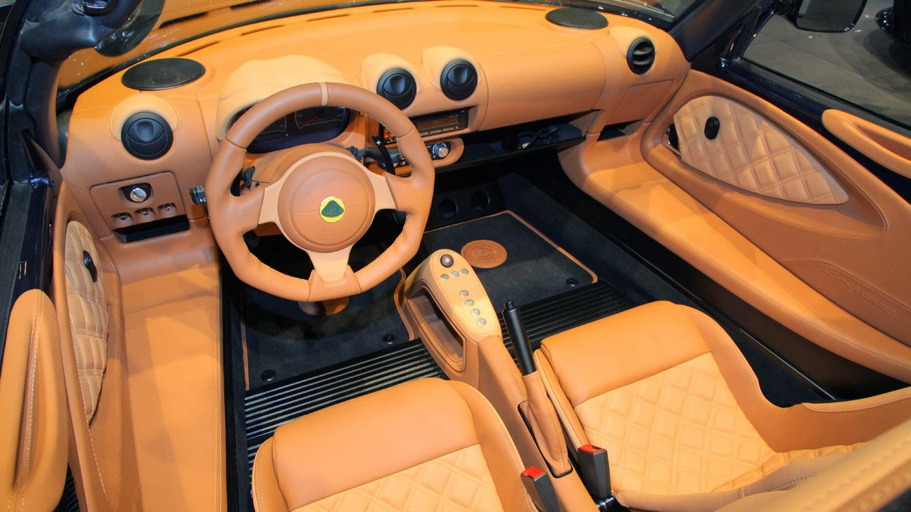 Lotus Exige S Roadster The Powered small cars
