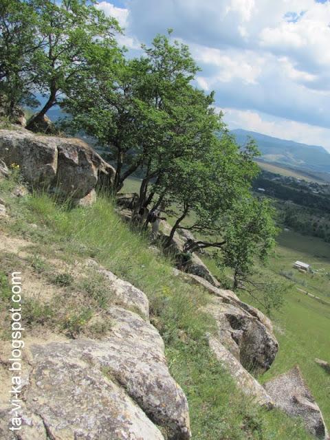 Скалы. Крым
