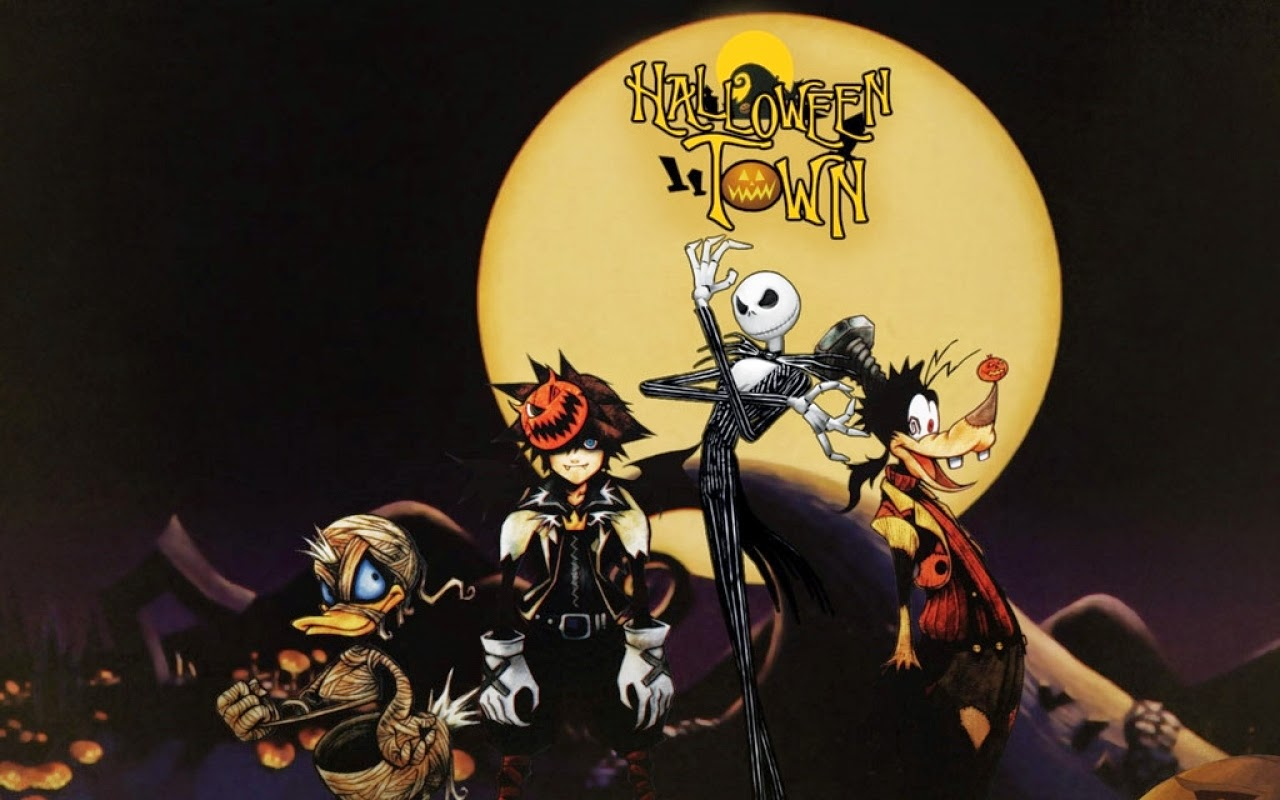 Cool Wallpaper Halloween Nightmare Before Christmas - kingdom_hearts_goofy_jack_skel_nightmare%2Bbefore%2Bchristmas_halloween  2018_94153.jpg
