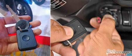 Cara setel Remote Honda New Vario