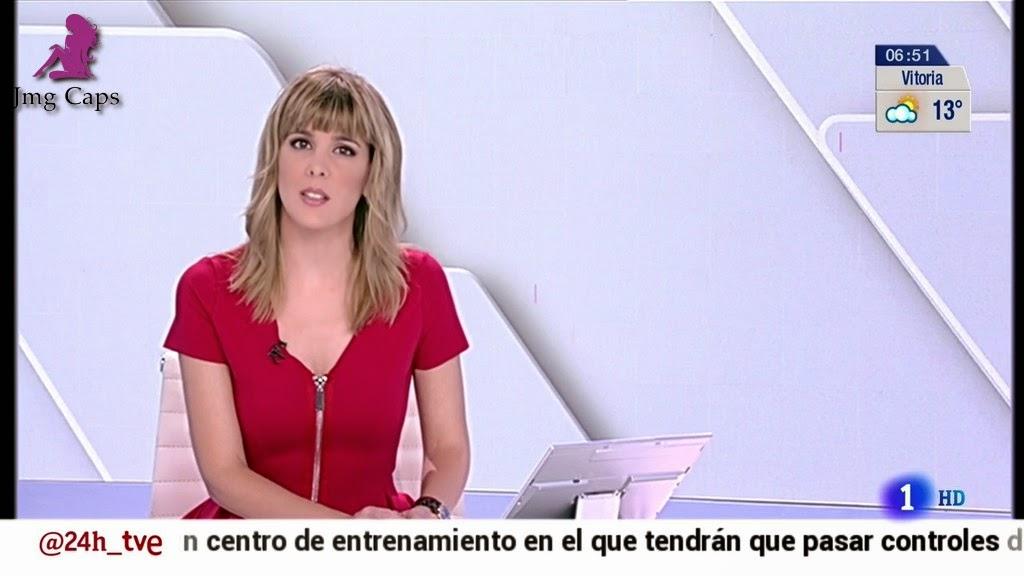 ANA IBAÑEZ, TELEDIARIO MATINAL (08.10.14)