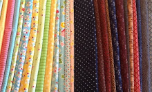 May mystery fabrics (choose one or do both)