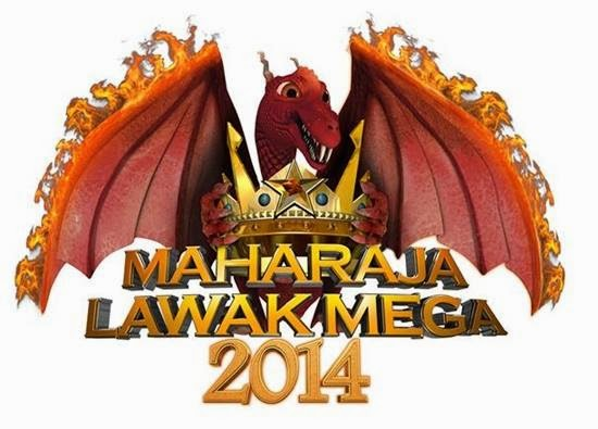 Kepoh dan Sayot Tersingkir Maharaja Lawak Mega MLM 2014 Minggu 1, ahli kumpulan Kepoh dan Sayot, penyingkiran minggu pertama MLM 2014