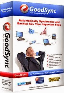 تحميل برنامج GoodSync 9.9.11 لاسترجاع المحذوفات