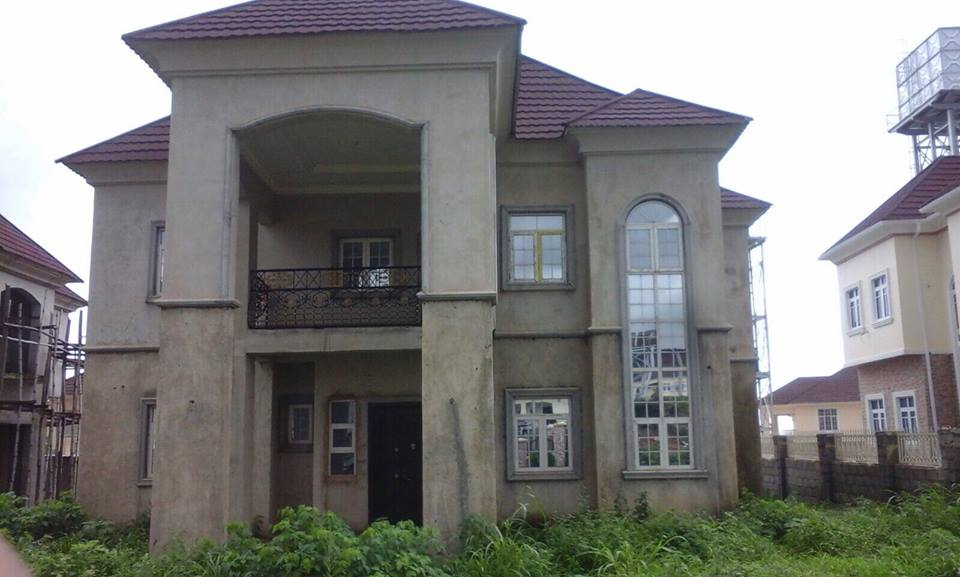 Charmant FOR SALE: 5 Bedroom Duplex At Katampe, Abuja