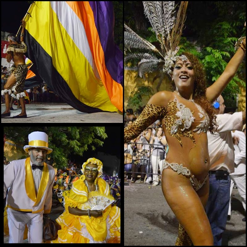 Carnaval. Desfile de Llamadas.La Generación Lubola.