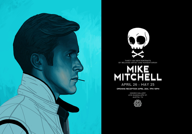 The Mondo Mike Mitchell Gallery Show