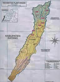 Kecamatan Plantungan Kabupaten Kendal Jawa Tengah
