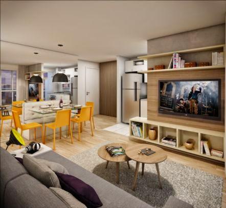 apartamento 1 dormitório república