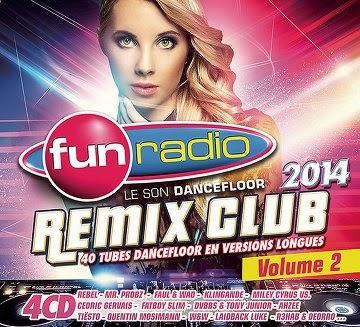 Rádio Fun: Remix Clube 2014 Vol.2