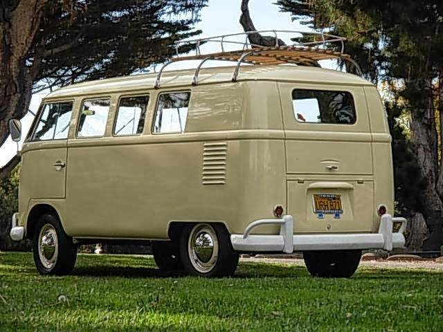 1960 Vw Camper Split Window Vw Bus