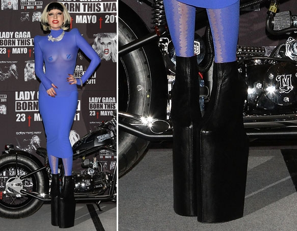 PictoVista: The Best Of Lady Gaga's Shoes