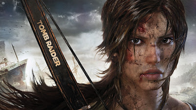 Lara Croft wallpaper tomb Raider 2013