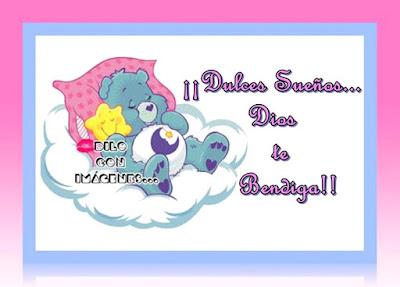 dedicatorias bonitas de dulces sueños