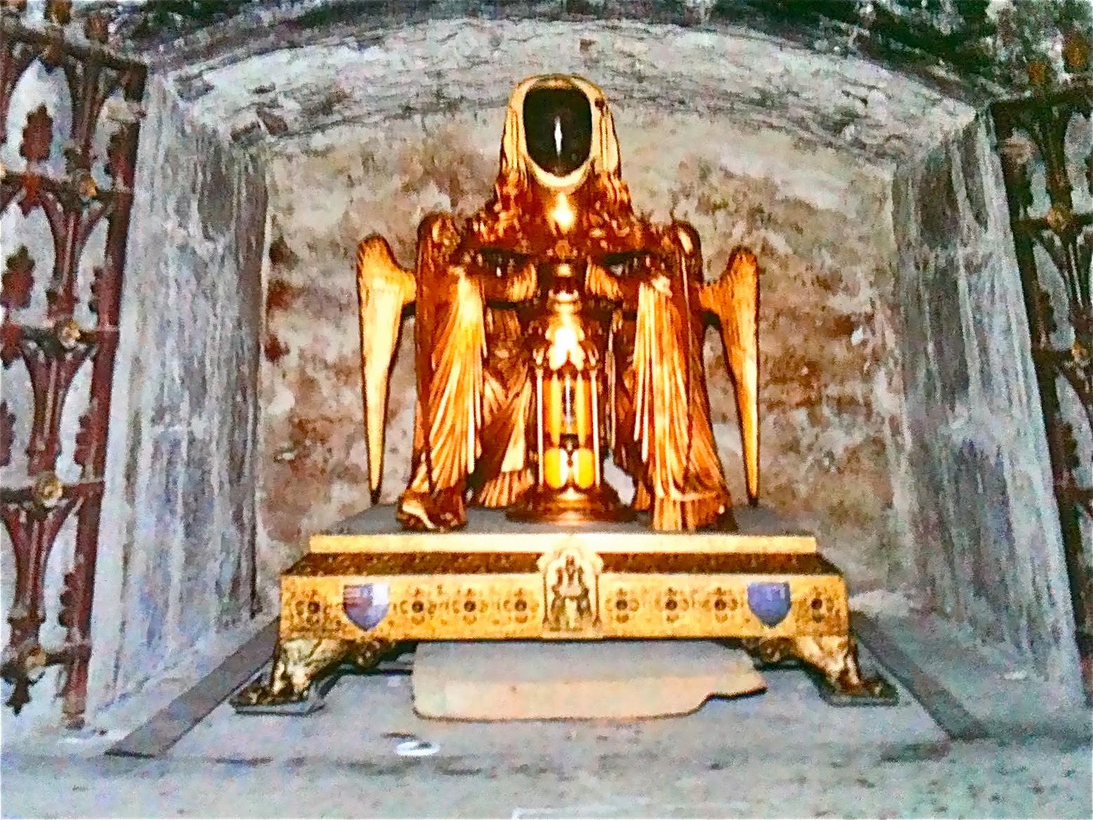Saint maximin e la sainte baume santa maria maddalena for Garage santamaria saint maximin