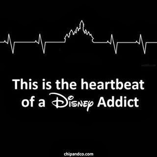 I Leave my Heart in Disney World