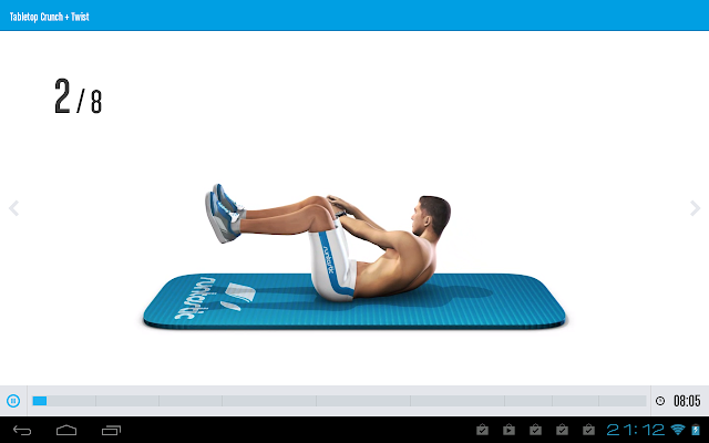 runtastic six pack abs