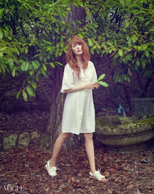 Yoon Eun Hye - Vogue Magazine April Issue 2015
