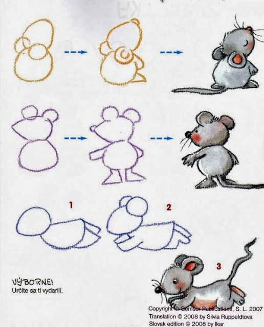 Dibujos Animados Para Dibujar Paso a Paso Dibujos Para Dibujar Paso a