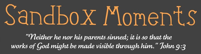 Sandbox Moments Life with our adult son with Angelman Syndrome