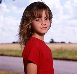 Kid Emma Watson