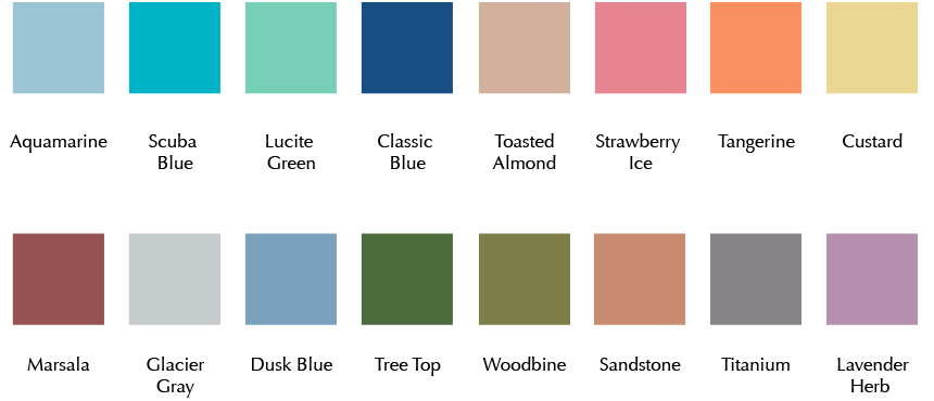 new england fine living 2015 colors of the year pantone