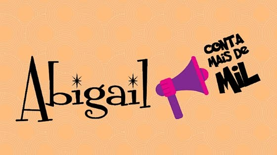 Abigail Conta mais de Mil