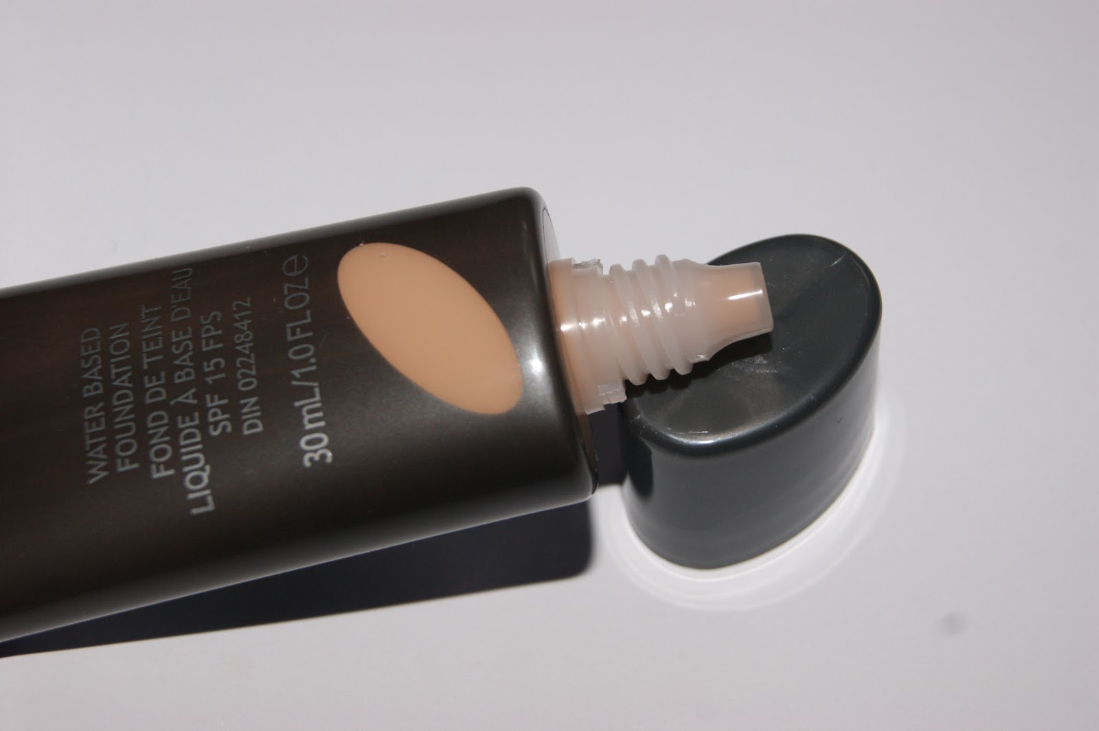 Cover Fx Natural Fx Water Based Liquid Foundation Review