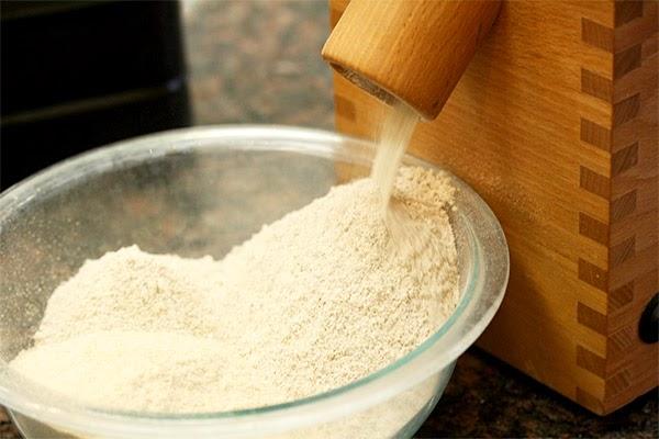 Milling-Grain