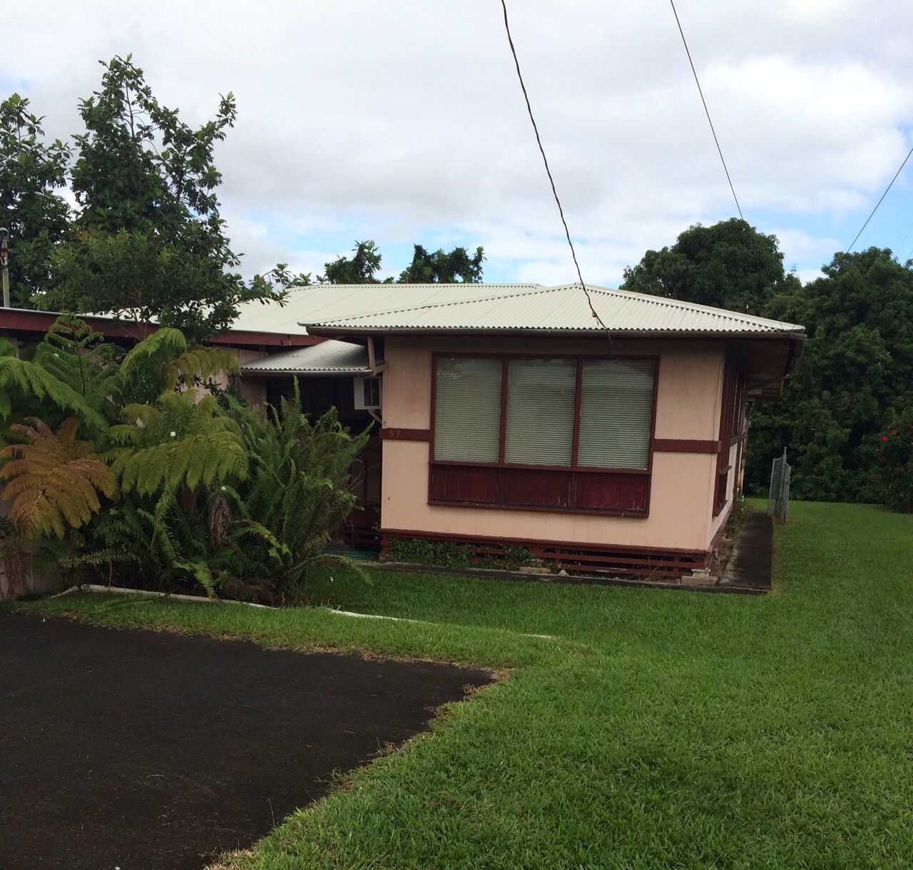 Office at 57 E. Kawailani St., Hilo