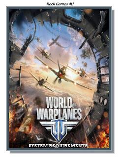 World of Warplanes System Requirements PC.jpg